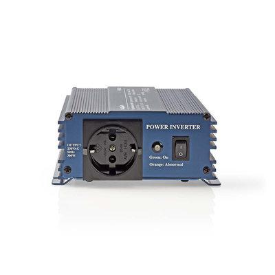 Nedis PIPS30012 Stroomomvormer Zuivere Sinusgolf 12 V Dc - 230 V Ac 300 W 1x Schuko-uitgang