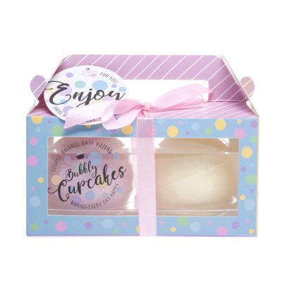 Enjoy Bubbly Cake House Bad-Bruisballen 2 Stuks