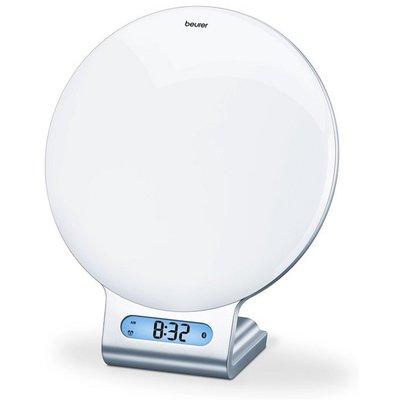 Beurer WL75 Bluetooth Lichtwekker Wit/Zilver