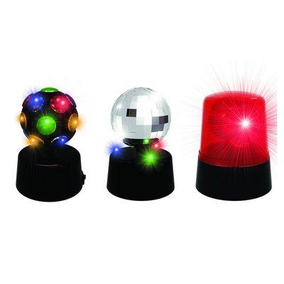 PartyFun Lights met 3 Lampen