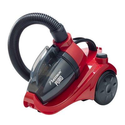 Bestron ABL830RB Puro Plus Stofzuiger Rood/Zwart 700W