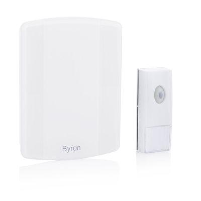 Byron B002E Draadloze Deurbel Set