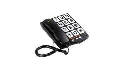 Topcom TS-6650 Sologic Bedrade Telefoon met Grote Toetsen
