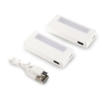 Smartwares ISL-60022 LED Garderobe-Kastverlichting 2 Stuks Wit