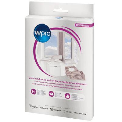 WPRO Kit Deur/raam Voor Airco
