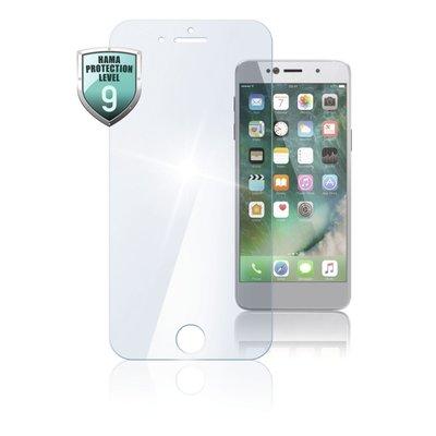 Hama Glazen Displaybescherming Premium Crystal Glass Voor IPhone 7 Plus/8 Plus