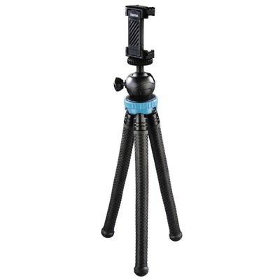Hama Statief FlexPro Voor Smartphone GoPro En Fotocamera's 27 Cm Blauw