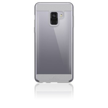 Black Rock Air Protect Cover Voor Samsung Galaxy A8 (2018) Transparant