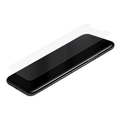 Black Rock Glazen Screen Protector Schott 9H Voor Apple IPhone Xr Transparant