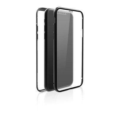 Black Rock Cover 360° Glass IPhone XR Zwart