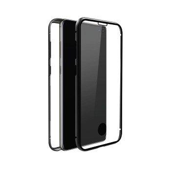 Black Rock Cover 360° Glass Galaxy S10 Zwart