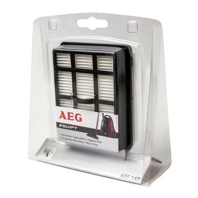 AEG Hygiene En Motorfilter Aef147