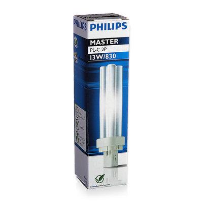 Philips 620842 PL-C Lamp 13W 2Pin