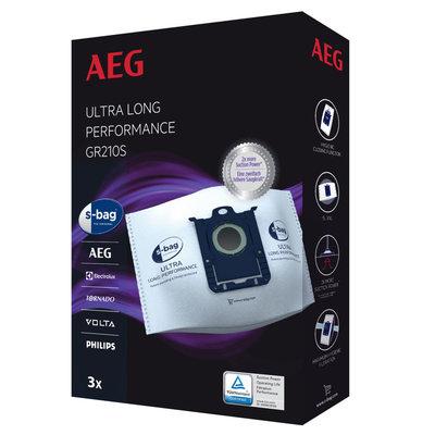 AEG S-bag Ult.long Per.gr.210s