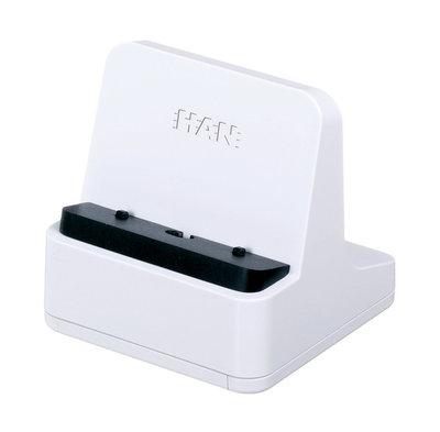 HAN HA-92130-12 Smartphone Standaard Smart Line 72x72x74mm Wit