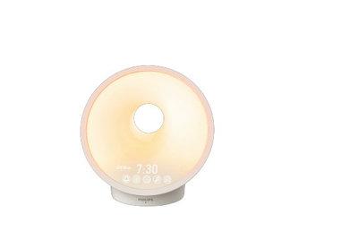 Philips HF3650/01 Ontwaaklicht Glanzend wit