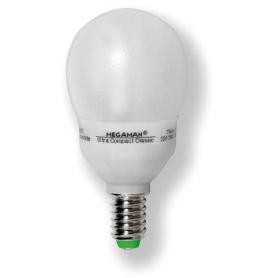 Megaman MM18002 Spaarlamp 4W E14