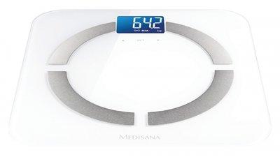 Medisana MS-40422 Bmi Personenweegschaal Bluetooth 4.0 180 Kg Wit