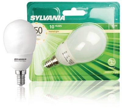 Sylvania Syl-0035407 Ml Kogel 827 E14 9 W Bl1