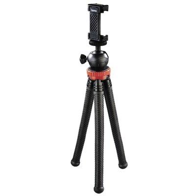 Hama Statief FlexPro Voor Smartphone GoPro En Fotocamera's 27 Cm Rood