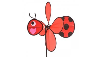 Rhombus Windgame Lady Bug
