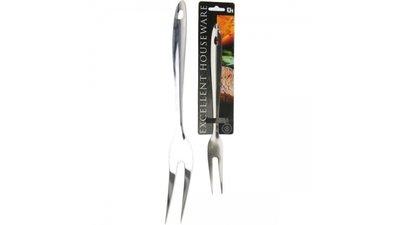 Excellent Houseware Vleesvork RVS 32cm
