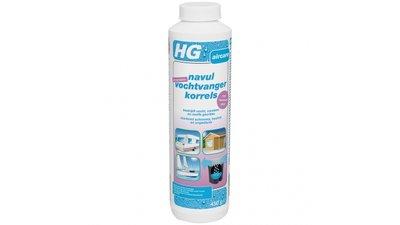 HG Navul Vochtvanger Korrels Lavendel 450gr.