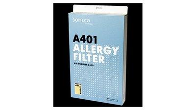 Boneco A401 Allergy Filter voor Luchtreiniger P400
