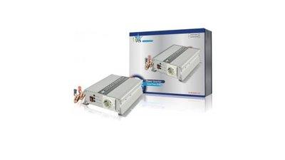 Hq Inv600w/12 Omvormer 12 - 230 V 600 W