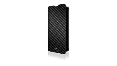 Black Rock Booklet Flex Carbon Voor Samsung Galaxy S10e Zwart
