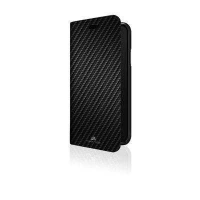 Black Rock Booklet Flex Carbon Voor Samsung Galaxy S10 Zwart