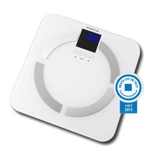 Inventum PW720BG Digitale Personenweegschaal Zilver/Wit